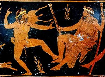 Gioved mitologici prometeo zeus e il fuoco for Mito vaso di pandora